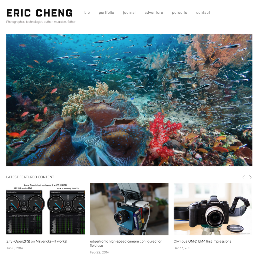 The new echeng.com