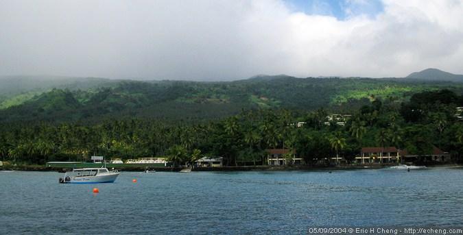 The Garden Island Resort, Taveuni