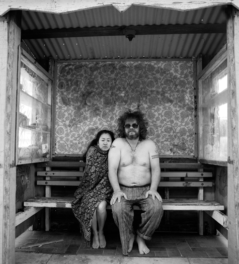 'Ahn & Pete, The Bus Stop Project', finalist in the following Photo Awards. The National Photographic Portrait Prize; Josephine Ulrick & Win Schubert Photography Award; Head On Portrait Prize; Queensland Centre of Photography Photo Prize.   http://www.australianphotography.com/news/rmit-lecturer-wins-25-000-national-photographic-portrait-prize