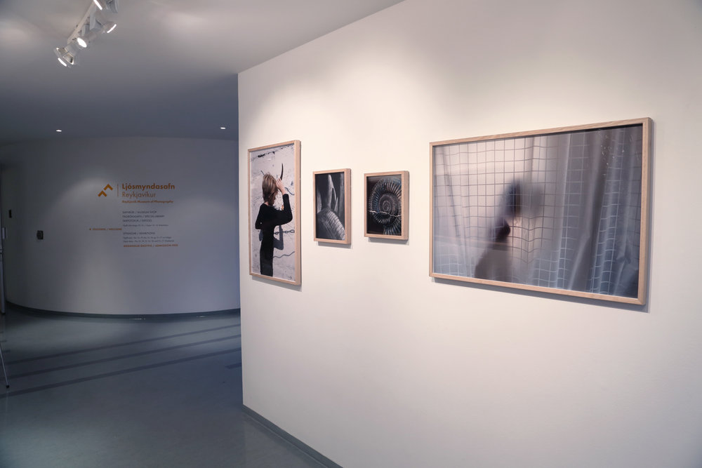 Point North at Reykjavík Museum of Photography, Iceland. Dec 2016 - Jan 2017