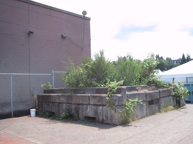 Concrete Island  (2006), image courtesy of Oliver Kellhammer.