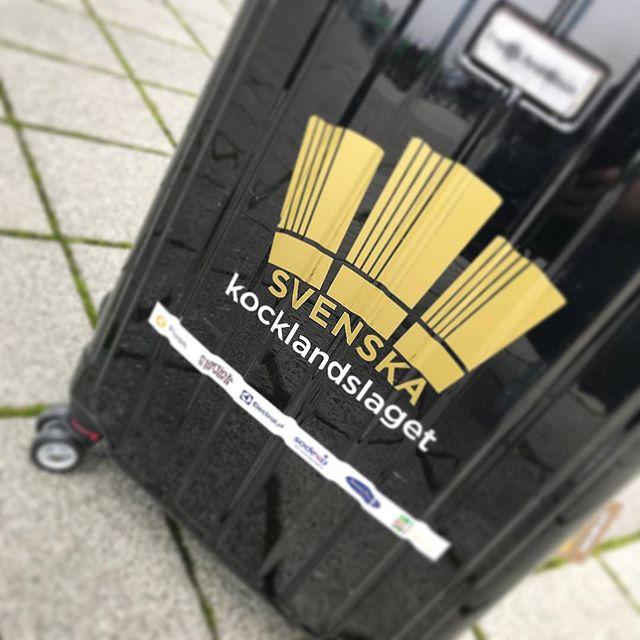 Vi packar våra väskor och lämnar Erfurt med en plats utanför pallen. Dock med glädjen över att @juniorkocklandslaget och @stockholmculinary står som segrare i sina kategorier! Stort grattis! 🇸🇪Tack till alla som följt med oss på resan och stöttat oss! Utan er är vi ingenting! #kocklandslaget