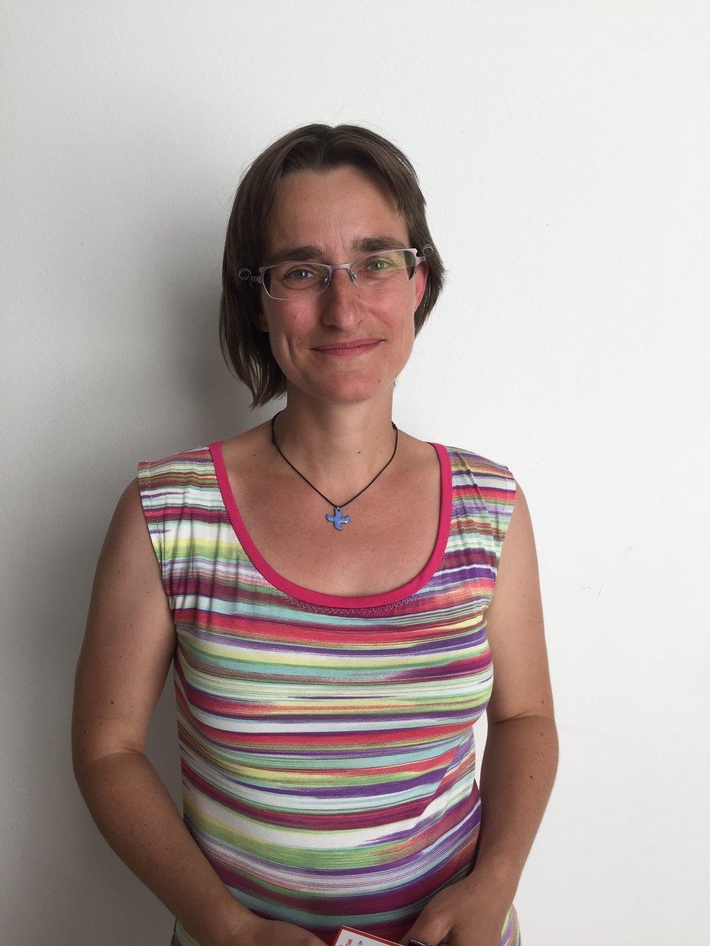Slovenia  (observing member)   Claudia Knoll