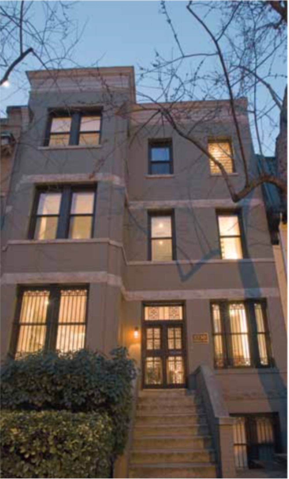 We are located at 1730 21st Street NW, just one block north of the Phillips Collection in the Dupont Circle neighborhood of Washington, D.C.
