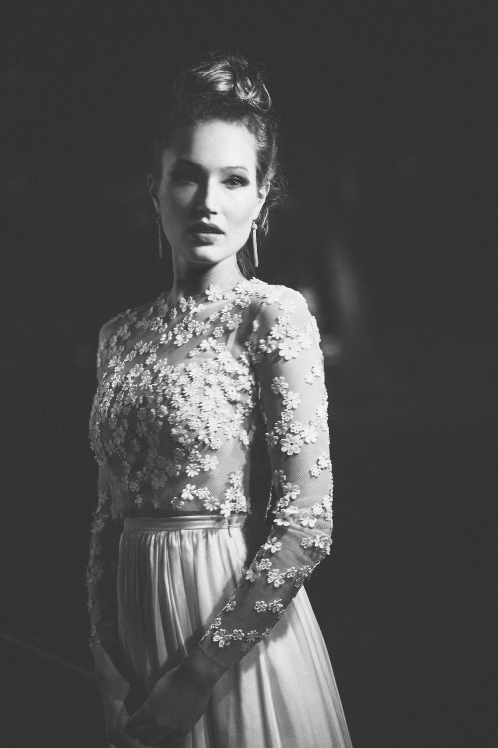 luxury bridal fashion editorial kaviar gauche