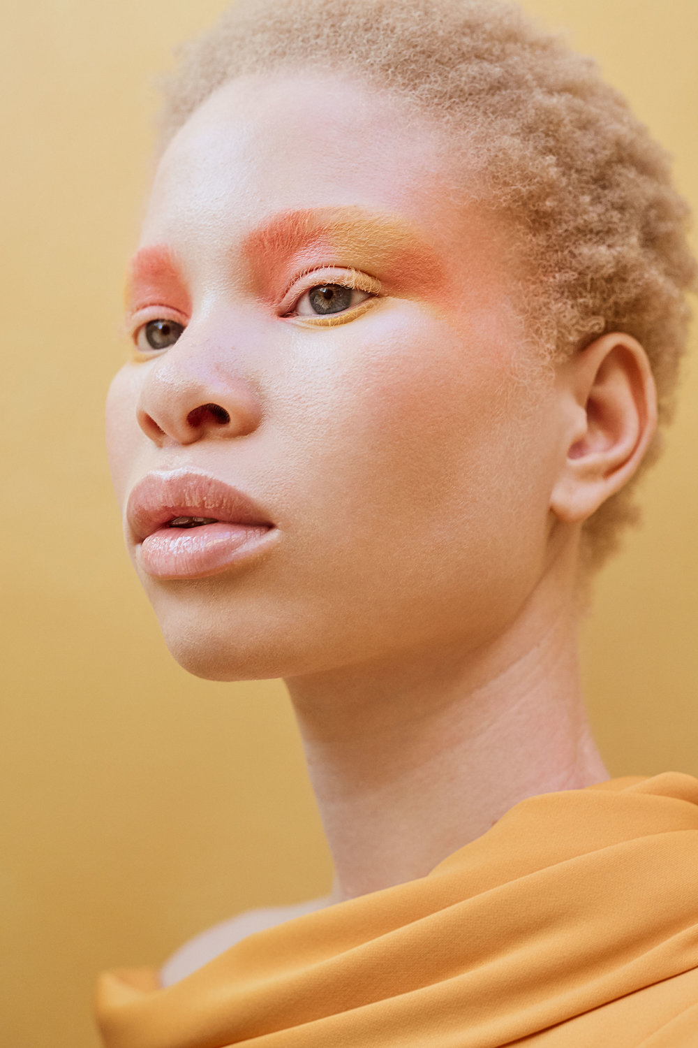 African Albino Beauty Editorial -10.jpg