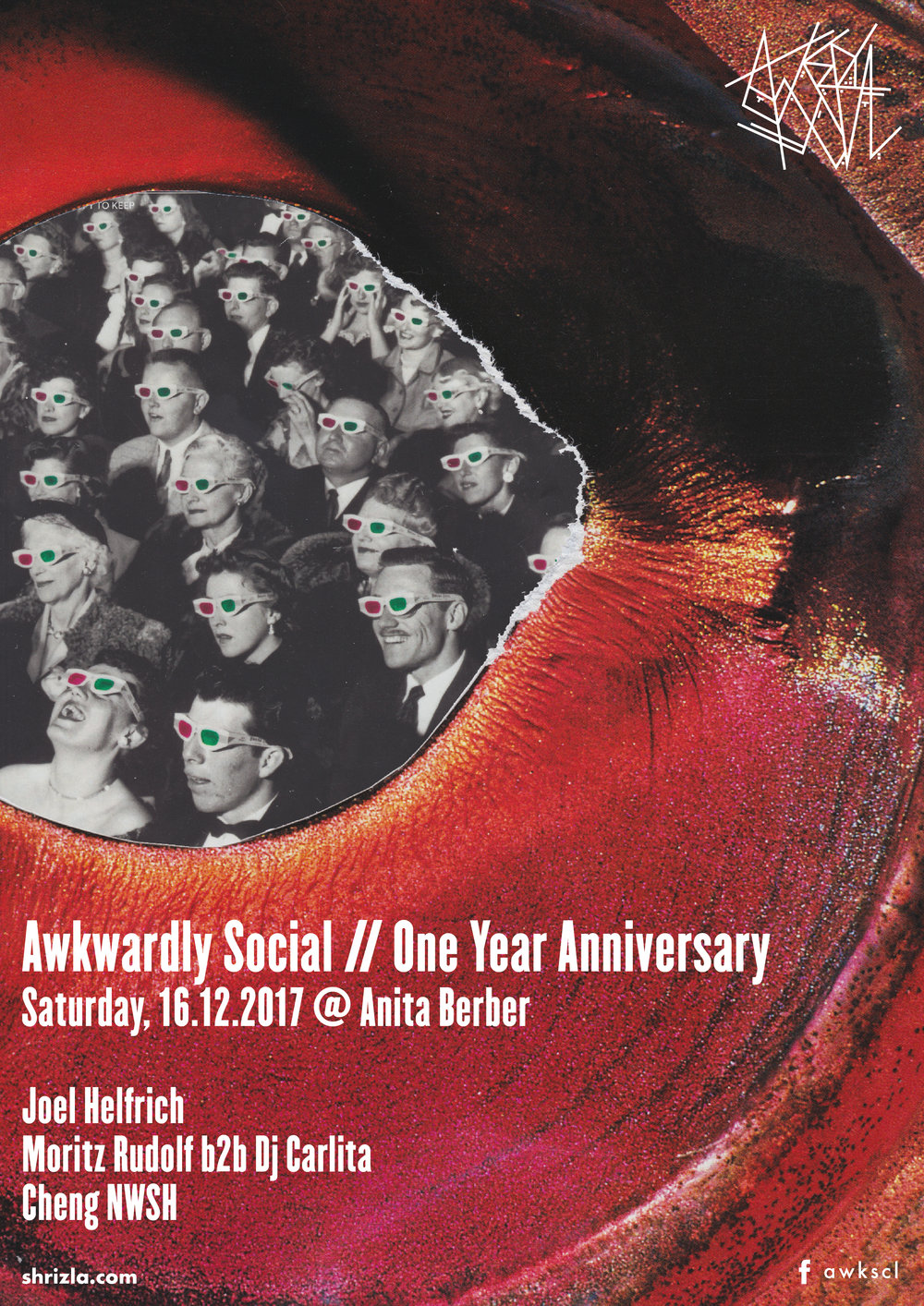 Awkwardly Social // One Year Anniversary