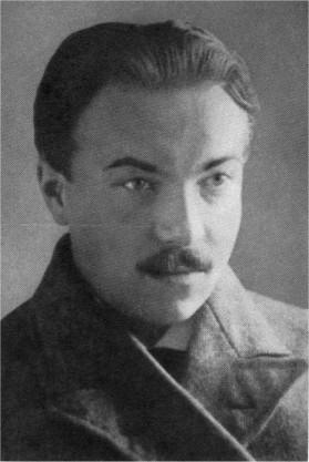 War Poet Gerrit Engelke