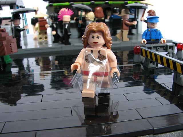 Blade Runner Lego — Gavin Rothery
