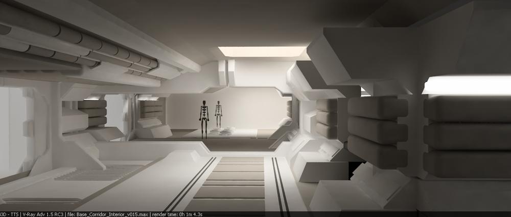 Gavin Compiuter Set Up Living Room