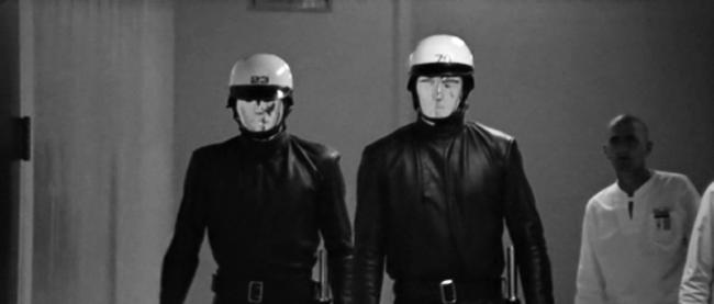 Thx 1138 1971 - original trailer - youtube