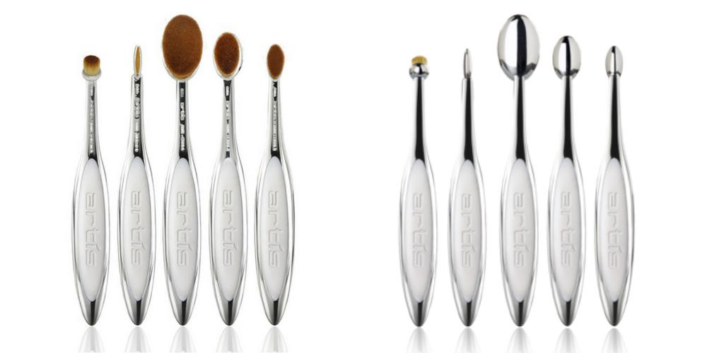 Elite, Mirror 5 Brush Set