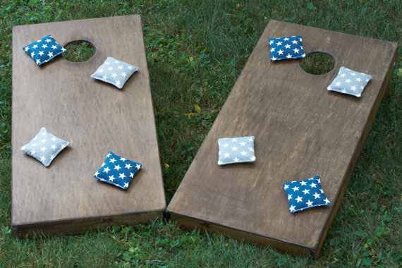 Cornhole Boards & Bags