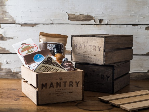 3 Mantry Boxes