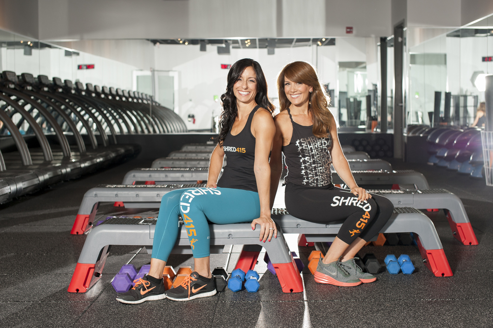 Shred415 Creators, Bonnie Micheli & Tracy Roemer