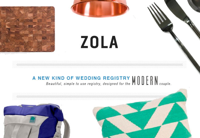 Wedding registry trends marquette avenue events zola is another fabulous online registry that has a easy platform for you and your guests to navigate this registry lets you create one large list by malvernweather Gallery