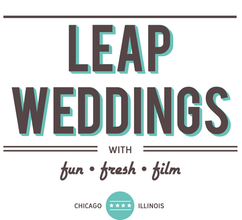 WEDDING FILMMAKING COURTESY OF LEAP WEDDINGS