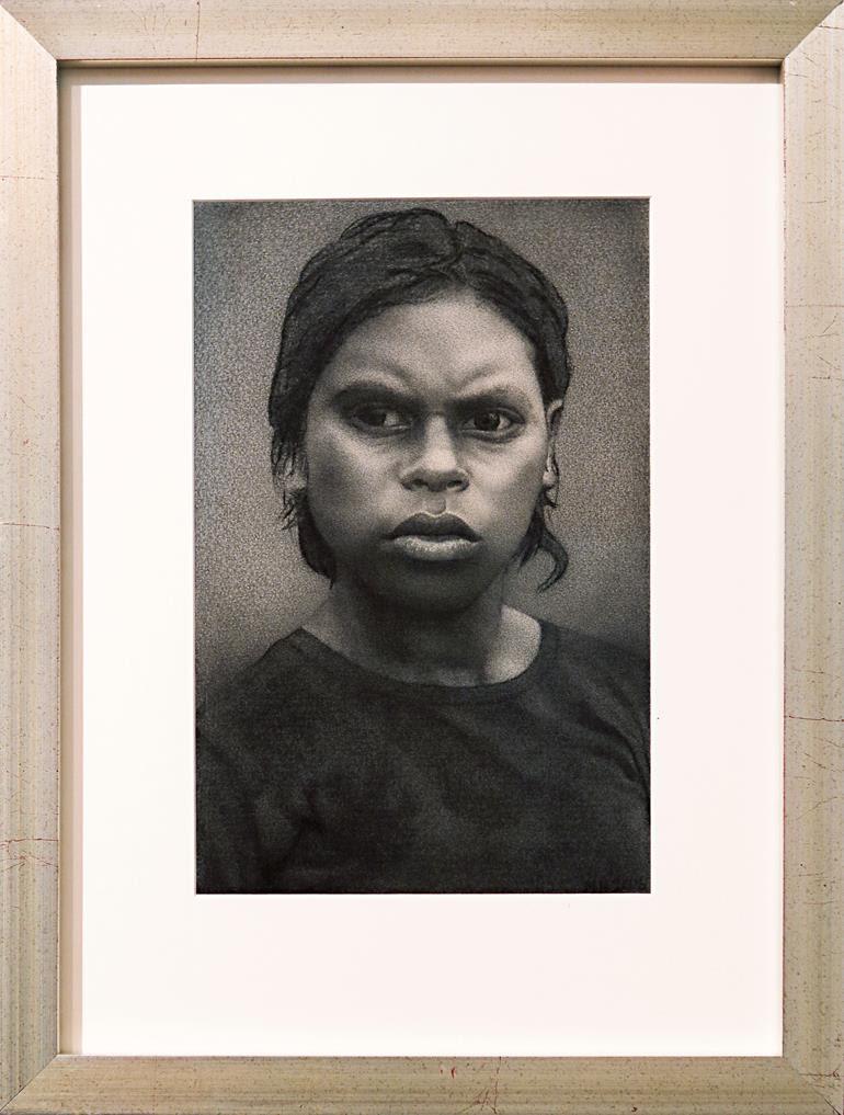 Best Overall Artwork. Artist: Michelle Hawkins Title: Lulu
