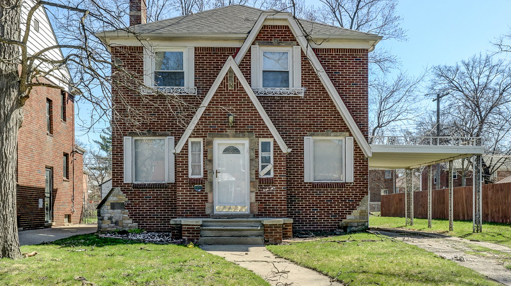 18452 Appoline, Detroit MI   Belmont Neighborhood   3 Bedroom, 1.5 bathroom, 1250 SqFt Turn key real estate investment property  NET ROI:  11.5%   For details & photos click here >