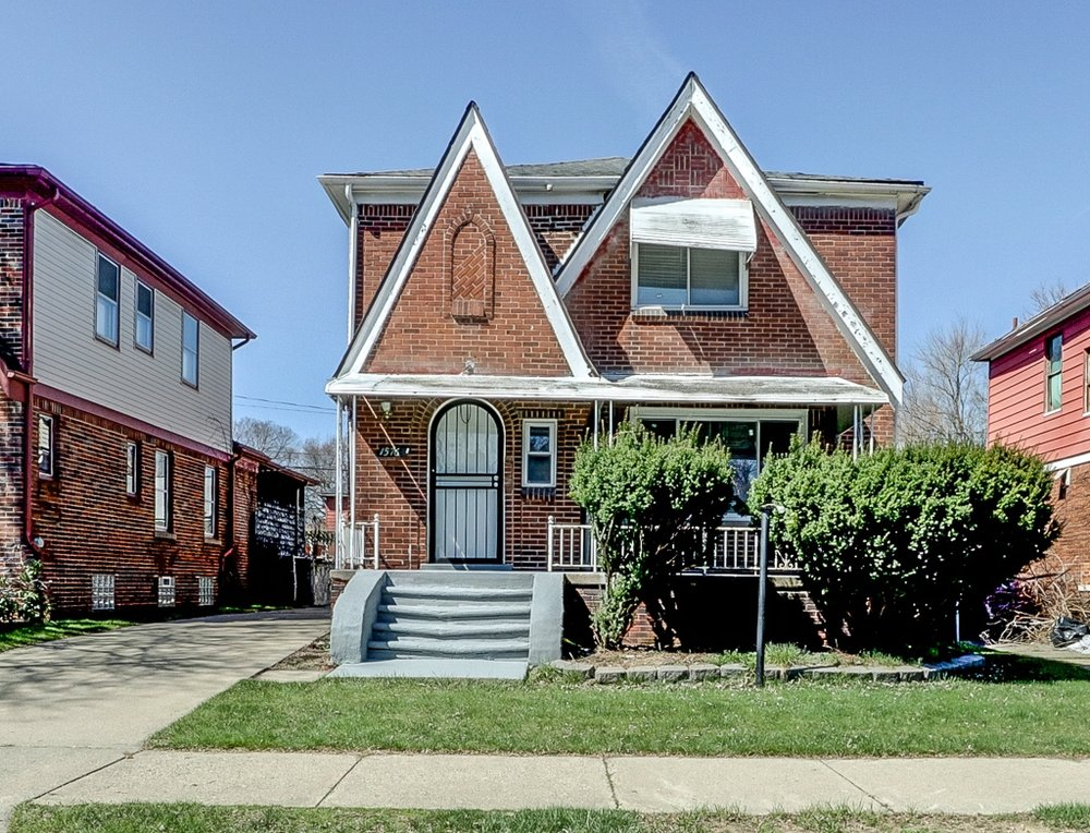 15763 Appoline, Detroit MI   Belmont Neighborhood   3 Bedroom, 1.5 bathroom, 1,436 SqFt Turn key real estate investment property  NET ROI:  10.54%   For details & photos click here >