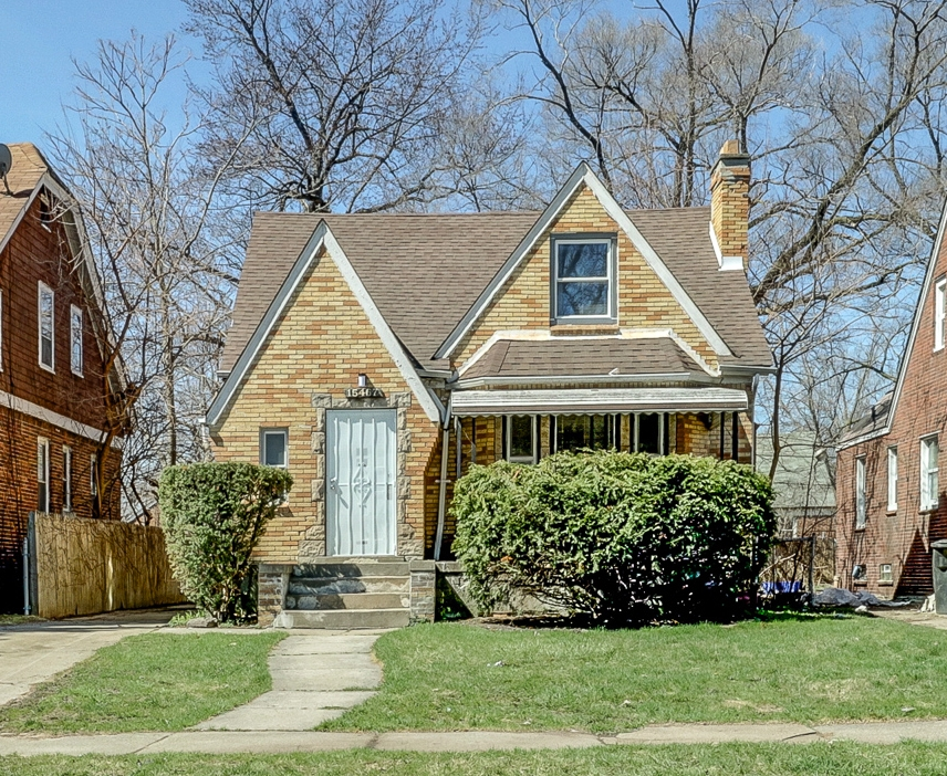 15467 Prest, Detroit MI   Belmont Neighborhood   3 Bedroom, 1.5 bathroom, 1579 SqFt Turn key real estate investment property  NET ROI:  10.10%   For details & photos click here >