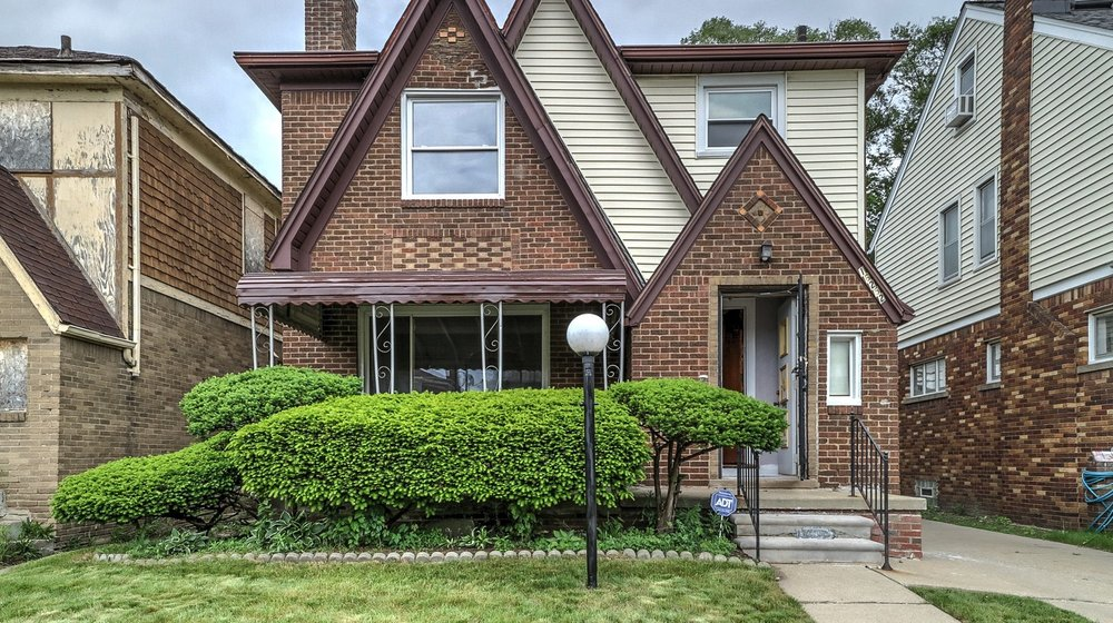 16252 Ilene, Detroit MI   Bagley Neighborhood   3 bedrooms, 1.5 bathrooms, 1,376 SqFt Turn key real estate investment property  NET ROI:  10.86%   For details & photos click here >