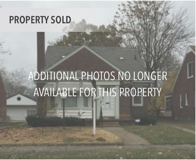 18094 Sussex, Detroit MI   Belmont Neighborhood   3 bedrooms, 1.5 bathrooms, 939 Sqft Turn key real estate investment property  NET ROI: 11.16%  Details & photos no longer available.