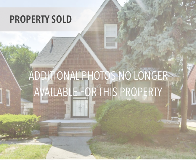 19335 Tracey, Detroit MI    Belmont  Neighborhood   3 bedrooms, 1 bathroom, 733 SqFt Turn key real estate investment property  NET ROI: 11.31%  Details & photos no longer available.