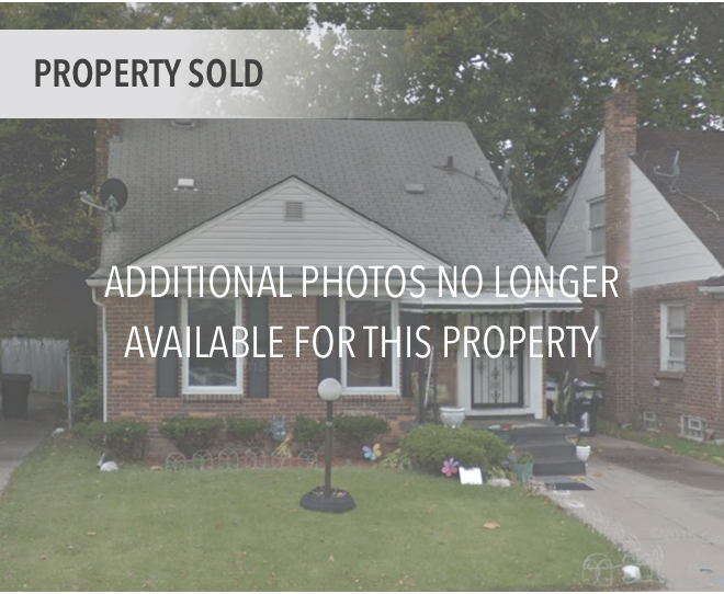 19495 St Marys, Detroit MI   Belmont Neighborhood   3 bedrooms, 1 bathroom, 1,080 SqFt Turn key real estate investment property  NET ROI: 10.97%  Details & photos no longer available.