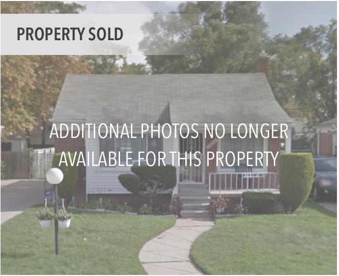 19992 Strathmoor, Detroit MI   Belmont Neighborhood   3 bedrooms, 1.5 bathroom, 983 SqFt Turn key real estate investment property  NET ROI: 10.30%  Details & photos no longer available.