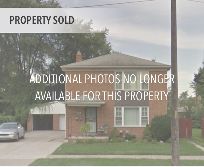 19955 Schaeffer, Detroit MI   DUPLEX  Belmont Neighborhood    6 bedrooms, 2 bathrooms, 2,394 SqFt  (Two fully contained apartments, each with 3 Bedroom, 1 bathroom, 1,150+ SqFt)   NET ROI:  TBD%  Details & photos no longer available.