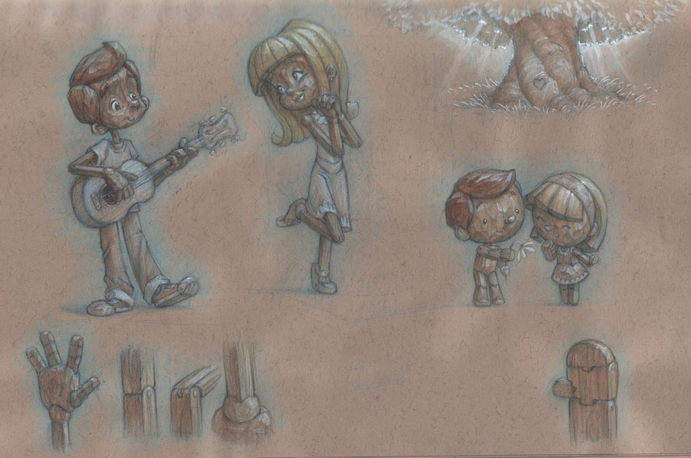 MFEO brown paper sketches.jpg