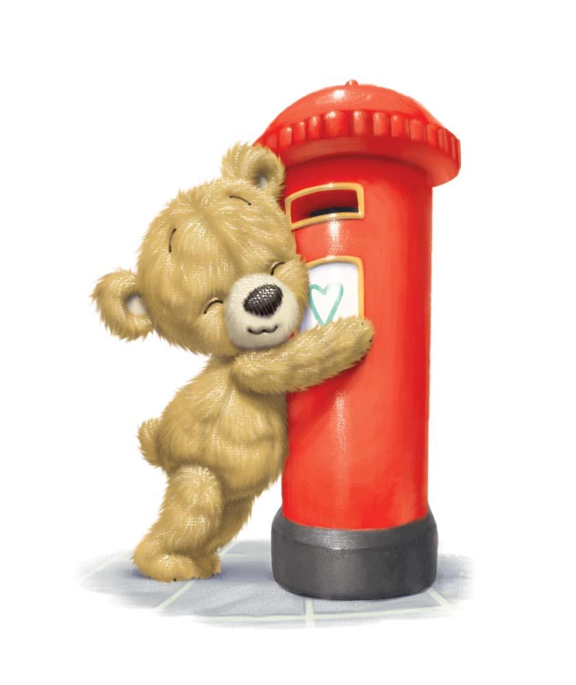 Biscuit bear Thinking of you - Sending hugs.jpg