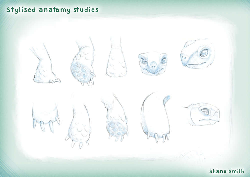 1 - Stylised anatomy studies NO PS BRANDING.jpg