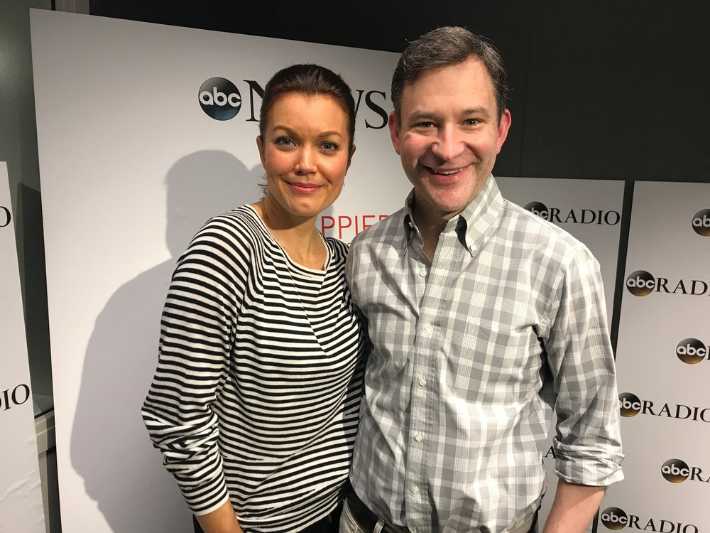 Bellamy Young & Dan Harris