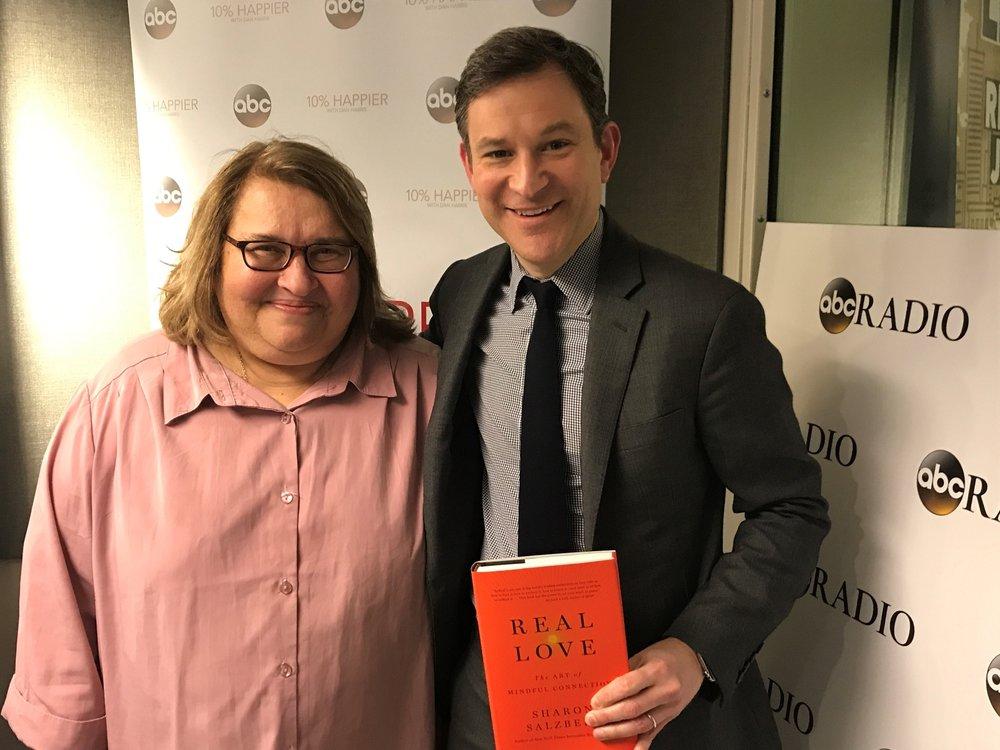 Sharon Salzberg  - #1 NYT Bestselling author & Co-Founder of Insight Meditation Society (Episodes: #8, #51, #81)