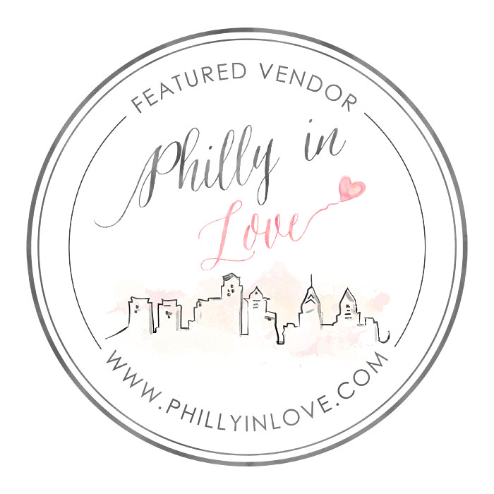 philly in love badge
