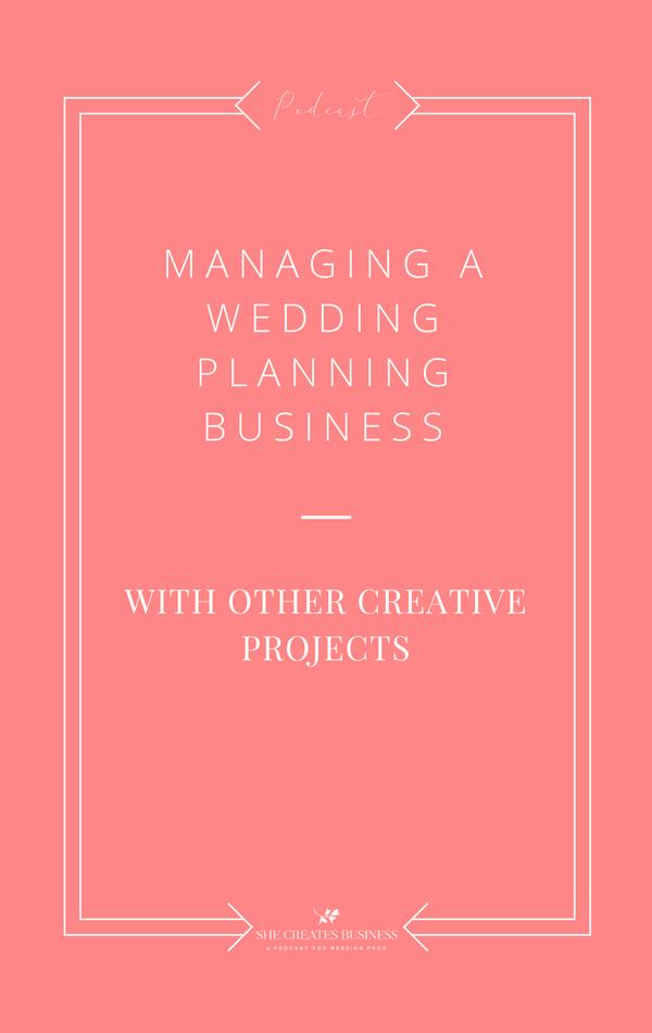 work life balance for wedding planners