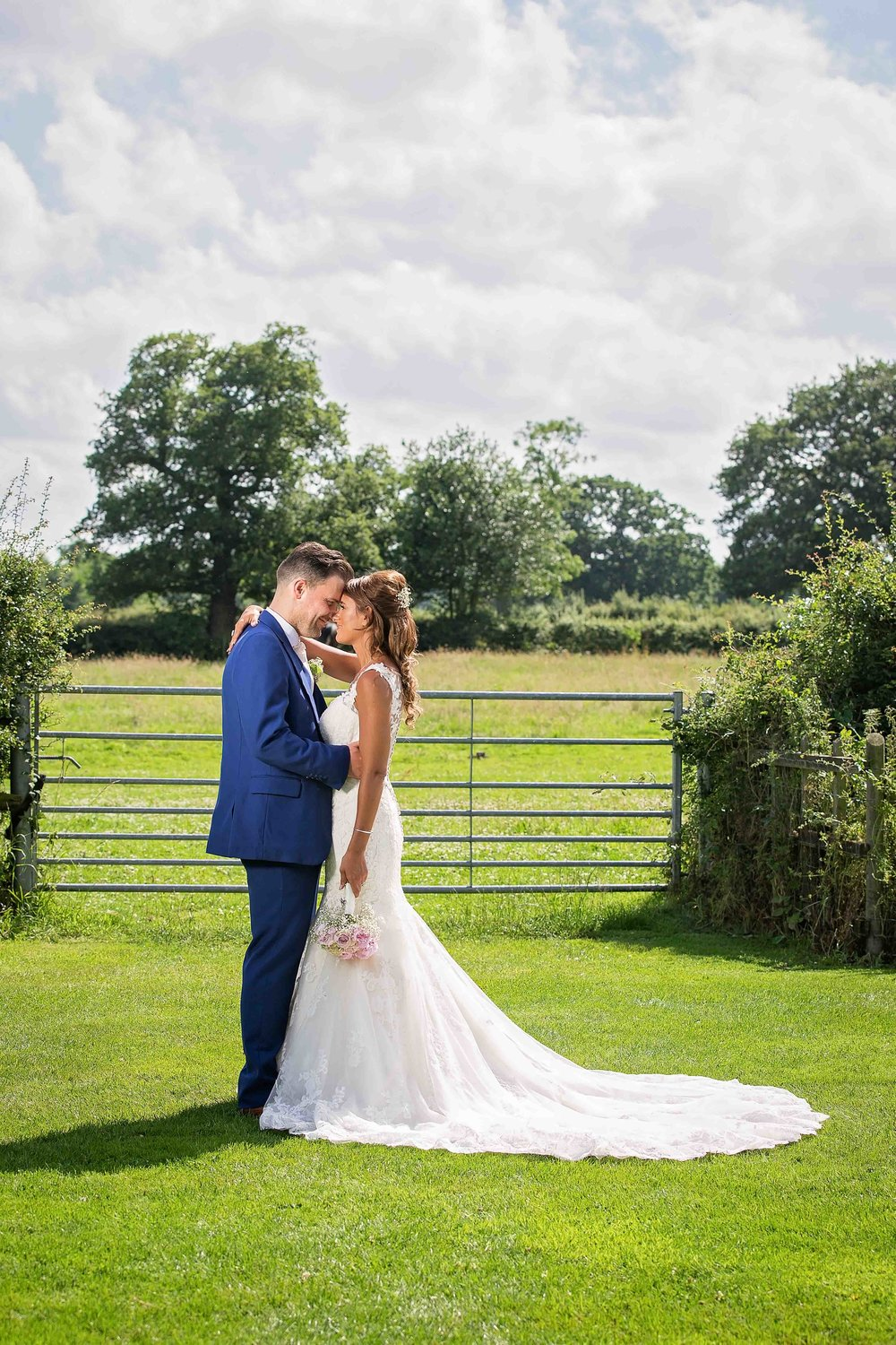 Tim & Megan - The Old Stables, Charnwood
