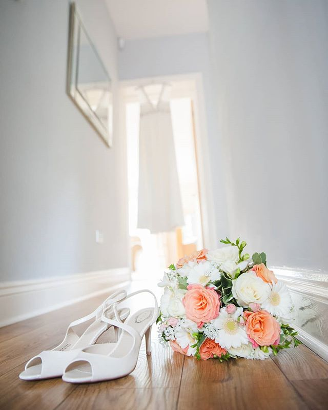 Morning sunshine... - - #CharnwoodWeddings #WeddingPhotography #LeicesterWeddingPhotography #LoughboroughWeddingPhotography #CreativeWeddingPhotography #WeddingShoes #WeddingFlowers #WeddingDress #BridalPreps