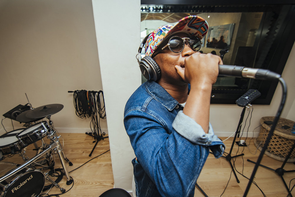 red bull studios cape town khuli chana