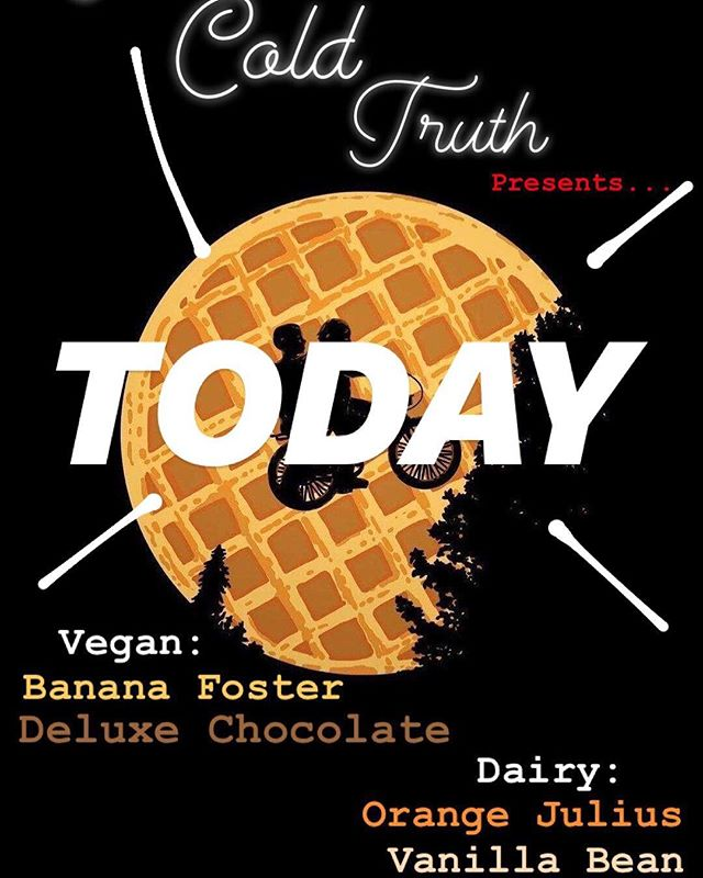 🍦Don't forget to swing by and get a cone (not vegan) or a cup!!! How do you want it twisted? Leave a comment below! 🍦  #reillycraftcreamery #IScream #YouScrean #WeAllScreamForIceCream #detroit #smallbatchcreamery
