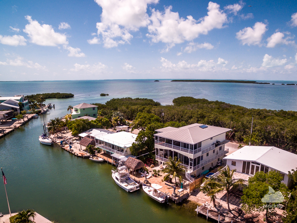 Islamorada Florida Keys real estate aerial video and photo