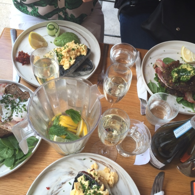 Did someone say Bottomless Brunch?