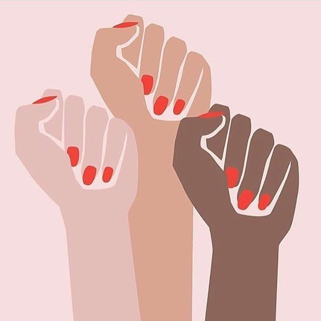 Repost from @kimmayco Women's rights are human rights ✊🏻✊🏿✊🏼✊🏾✊🏽#womensmarch #PussyGrabsBack #GirlsJustWantToHaveFUNdamentalRights #FreeMelania #ReSISTER #EqualityForAll #LoveTrumpsHate #DumpTrump