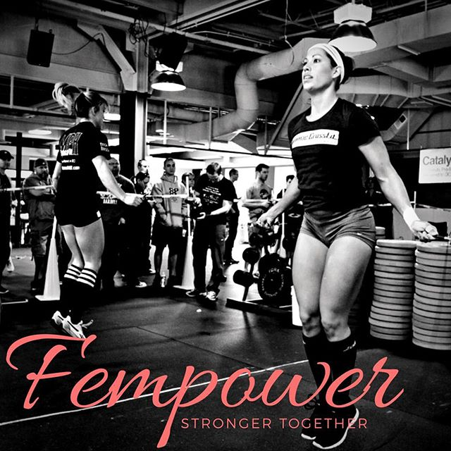 Hey there! Melissa here, founder of fempower, and champion of women & fitness. I'm doing some soul-searching of the future of fempower and what I want to see from this little community of badasses. I have a lot to decide but I'm interested in your thoughts. To me fempower is about championing women to see their power, their beauty as something more than an image in the mirror. It's about giving women the courage and importantly the access to fitness, which will in-turn create opportunity to see their potential. It's not a social club or a clique...we'll leave that to others who do that so much better. So over the coming weeks I will be presenting you with some ideas to evolve fempower into something incredible, something that gives back. We're thinking mentoring, ambassadors, inclusivity!  Talk to us 👇🏿👇🏼👇🏾👇🏻👇🏽