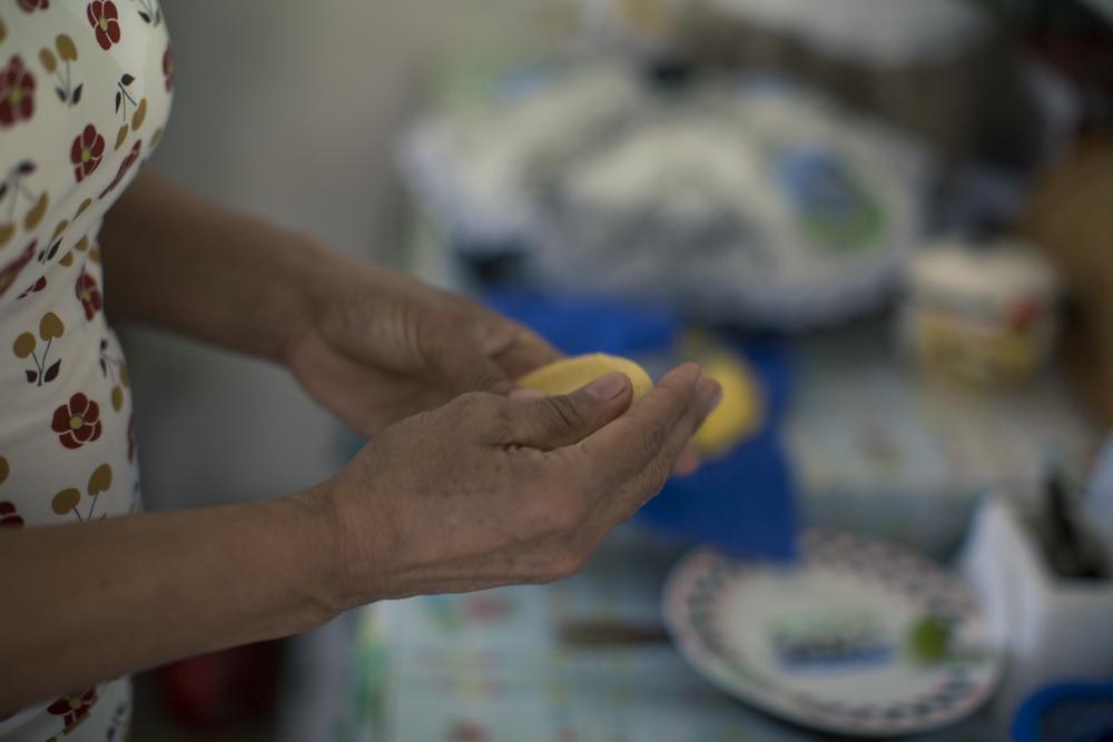 La comunidad de Sonzapote se ha dedicado a proveerle una educación digna a los niños y jóvenes como una alternativa a la vida pesquera.
