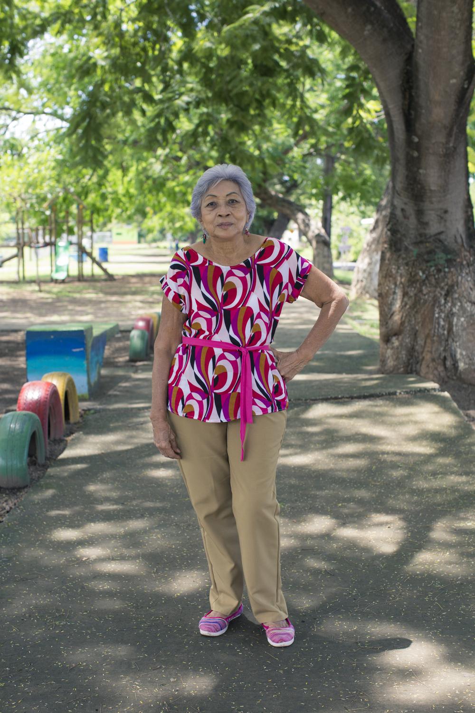 Como líder comunal, doña Rafela impulsa a su comunidad a trabajar en unión para seguir creciendo.