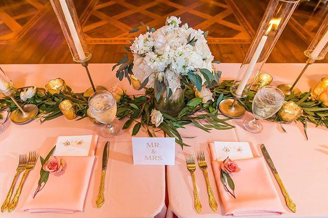 Pretty little details for the new Mr. and Mrs. 📷 @fotosbyfola . . . . . #atlantaweddingplanner #atlantaeventplanner #ravenj #weddinginspiration #weddingideas  #atlantaweddings #atlantabrides #engaged #ravenjevents #atlantawedding