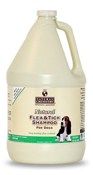 Natural Flea & Tick Shampoo 1gal.jpg